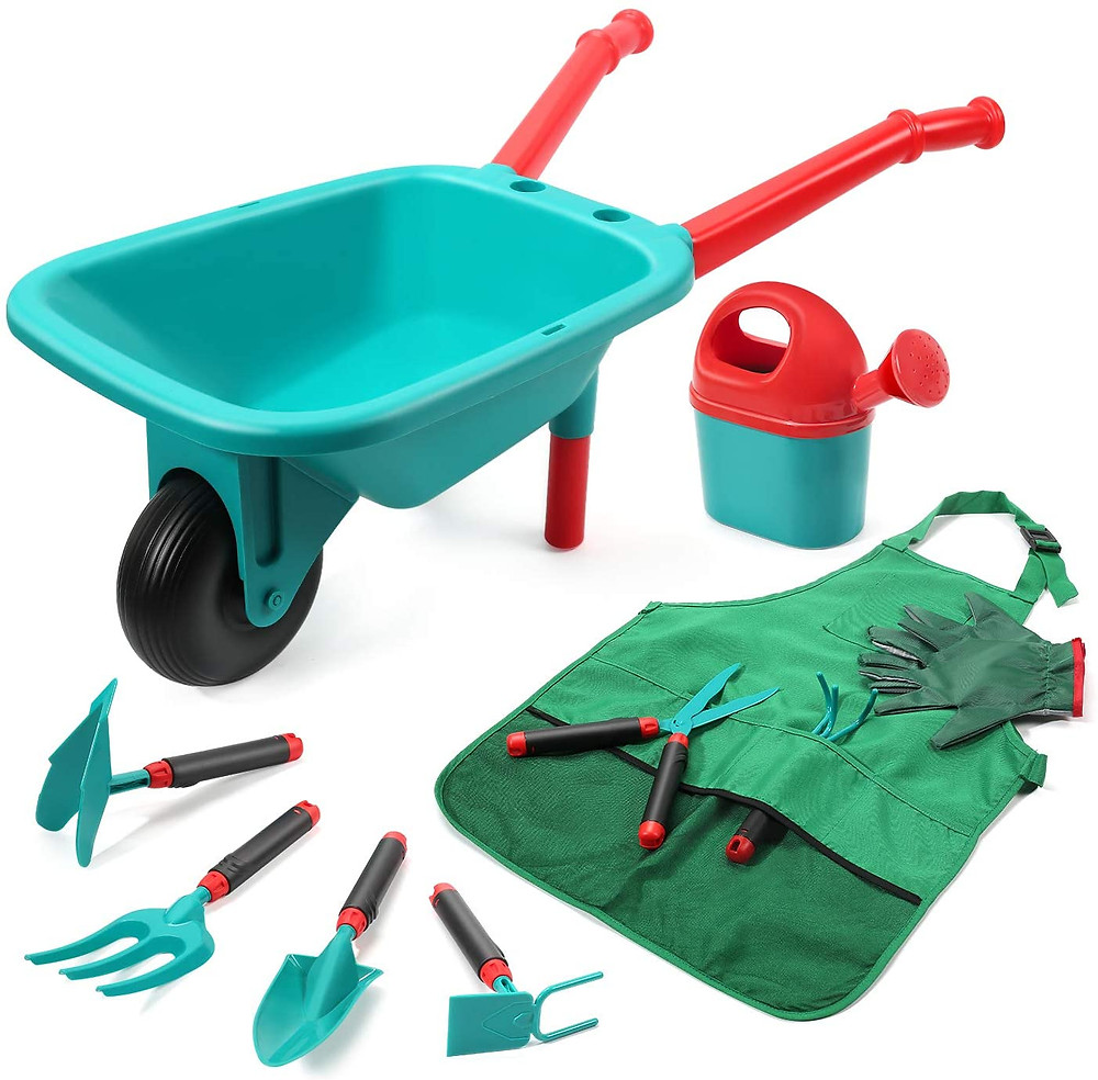 gardening tools set, gifts for kids