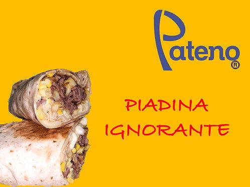 Piadina ignorante