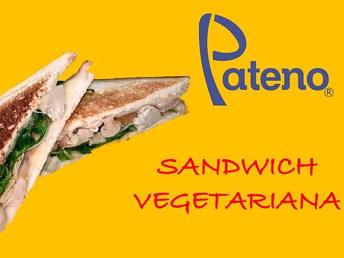 Sandwich vegetariana