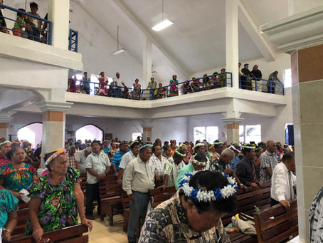 Pohnpei Part 3- The Church