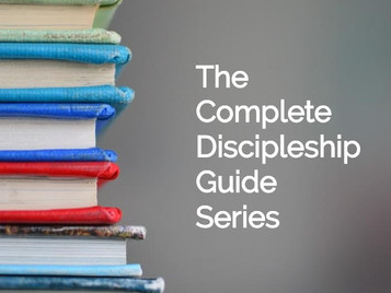 "The ""Complete"" 2020 Discipleship Guide - The Future"