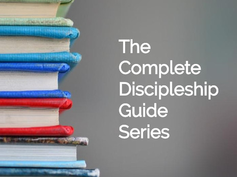 """The """"Complete"""" 2020 Discipleship Guide - The Future"""