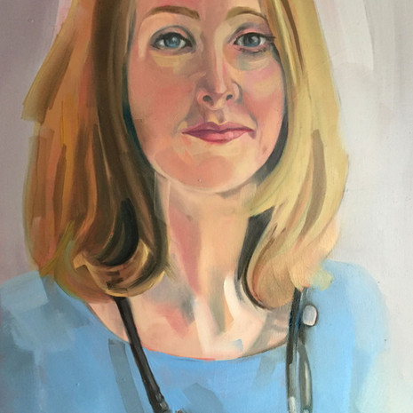 .NHS doctor