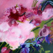 Close to home - Peonies