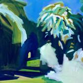 Isolation walk - hawthorn & cow parsley 2