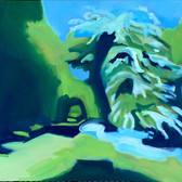 Isolation walk - hawthorn & cow parsley 3