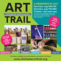 Art-Trail small poster