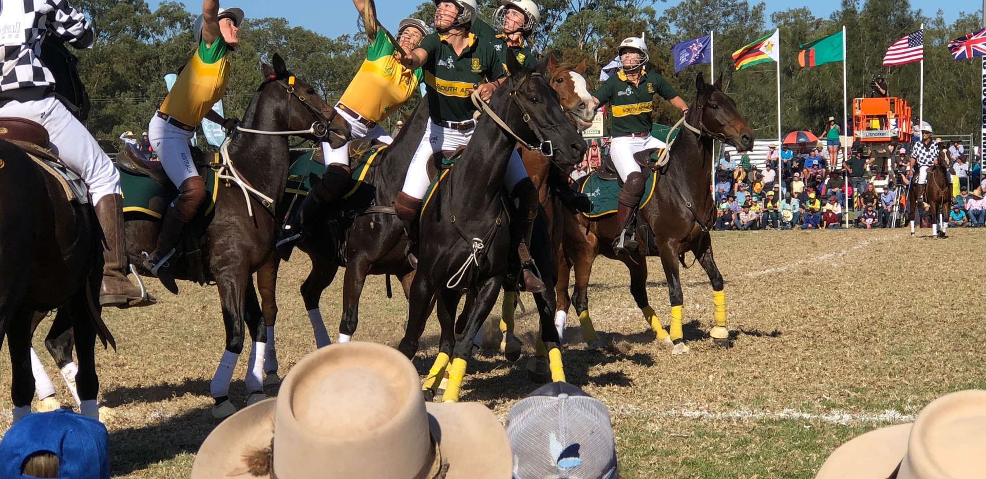 Polocrosse World Cup 2019 at Warwick