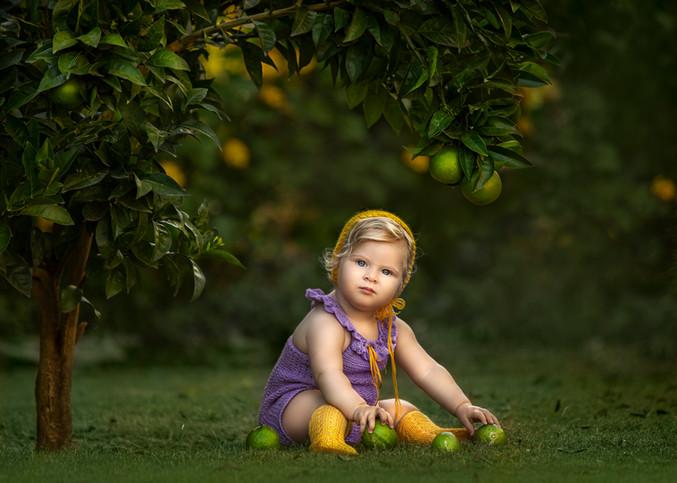 Fotografia exteriores maternidad familia