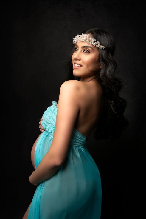 Fotografia maternidad marisol castano st