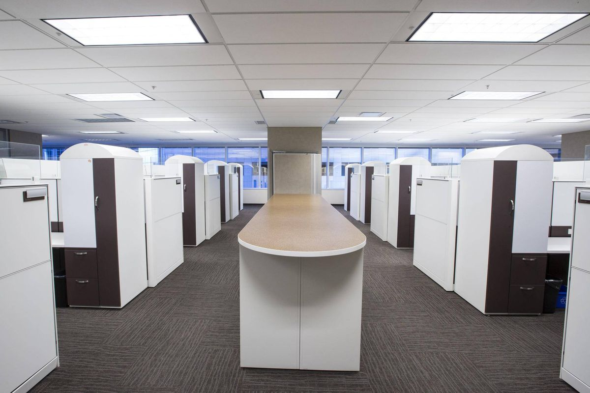 Cubicals DFW Office Cleaning