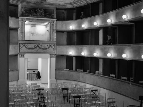 """Teatro Sociale Luzzara """"Danilo Donati"""""""
