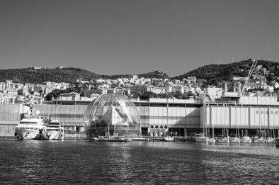 L'acquario dal porto