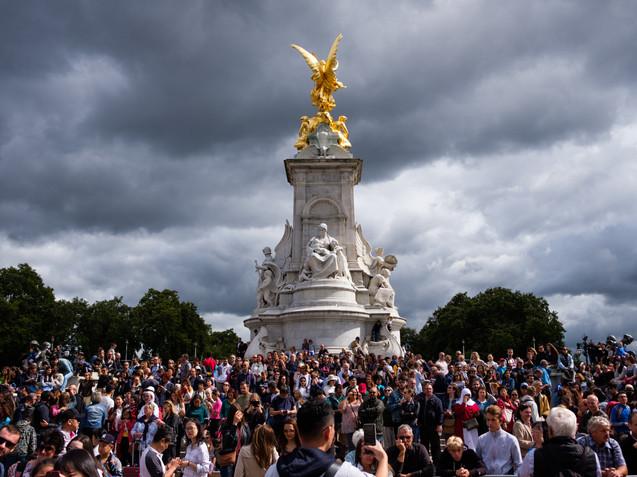 Walking in London 2019