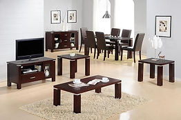 Dining Tables, Chairs, Coffee Tables, Sideboards, Wooden Furniture, Glass Furniture, Chrome Furniture, Lamp Table, TV Stands