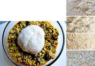 maize meal produce ugali,fufu,sadza