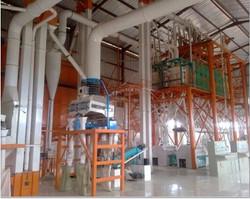 zambia120T maize milling