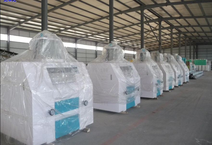 hongdefa machinery for maiz emilling machine and wheat flour mill .silo, steel structure (86)