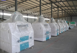 hongdefa machinery for maiz emilling machine and wheat flour mill .silo, steel structure (86)