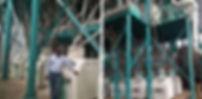 client visit hongdefa for flour milling