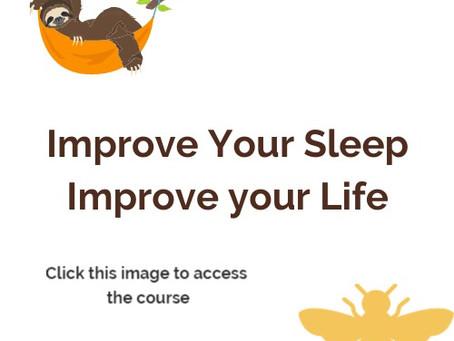 Improve your sleep Improve your life