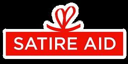 Satire Aid logo Transparent.png