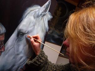 portret mama joke met paard.jpg