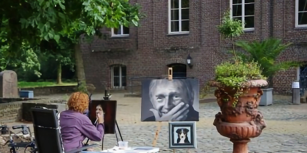 Kunst in Kasteel Arcen