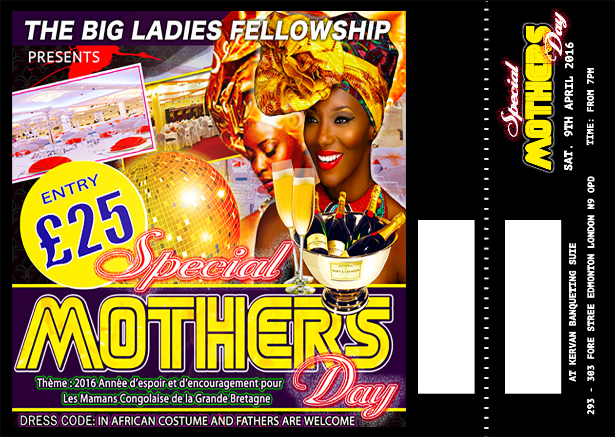 The Big Ladies Fellowship