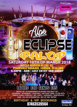 Flyer Design for Eclips Ec