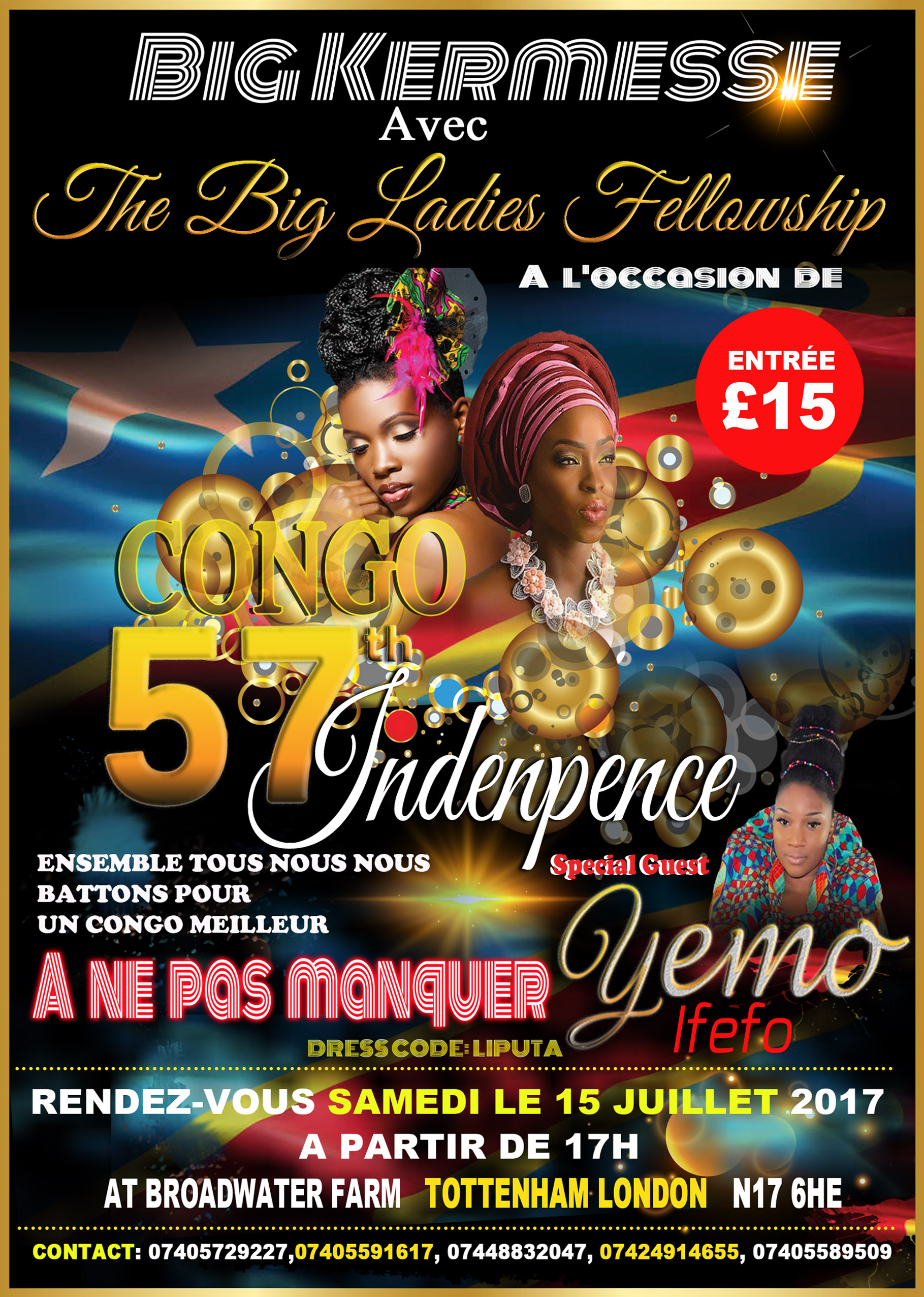 BIG LADIES 2017