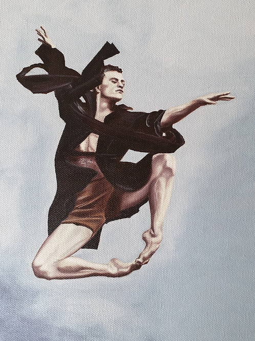 Principal Dancer - Tuck! A4 print