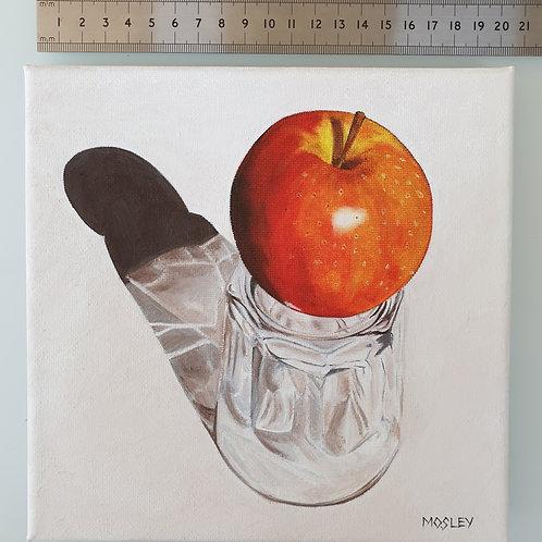 Apple on Glass