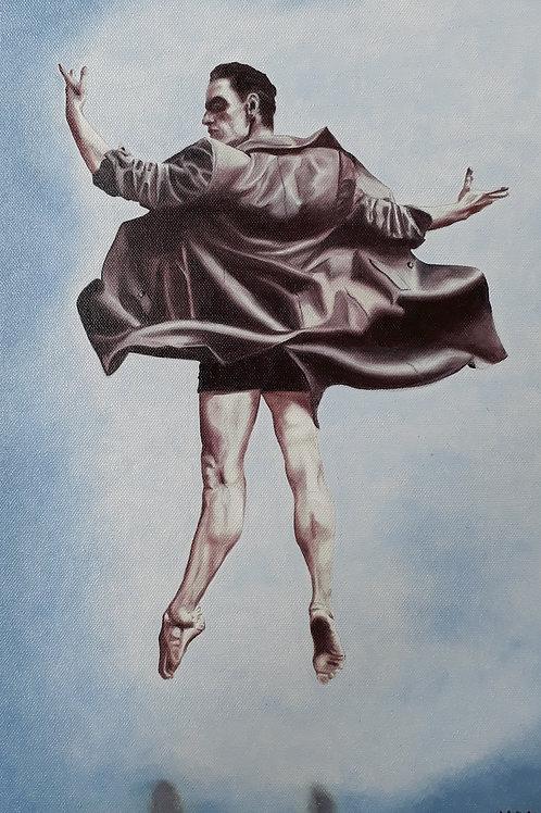 Principal Dancer - Jump! A3 print
