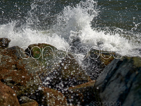 Rocky Pacific Shore Waves Crashing Ambisonic Soundscape