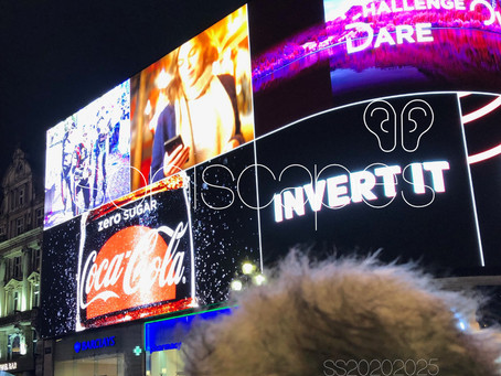 Piccadilly Circus Evening Ambisonic Soundscape