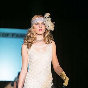 Ivory Josephine Dress