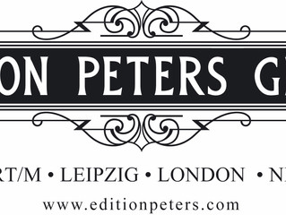 Edition Peters publishes Darius Lim
