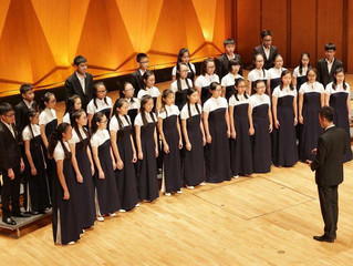 East Spring Chorale clinches Gold at Winter Choral Festival