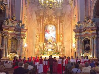 VOCO Singapore Ladies Choir makes Europe Debut