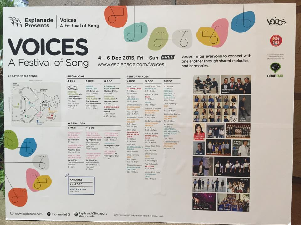 VOICES- A Festival of Song 2015