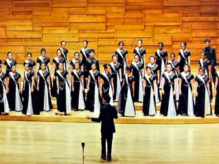 The Esplanade presents Temasek Chorale in Concert