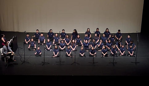 Singapura - The Choral Scholars