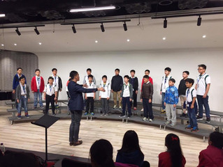 Catholic High with the Hong Kong Children's Choir