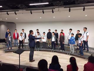 Catholic High with the Hong Kong Children's Choir