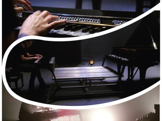 Darius Lim premieres world's first live performance of Gillette's prepared piano at Raffles