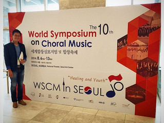 10th World Symposium on Choral Music