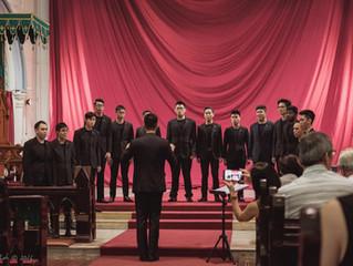 VOCE Singapore Men's Choir Debut Concert