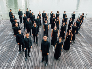 VOCO & VOCE at the 2nd Singapore International Festival of Music