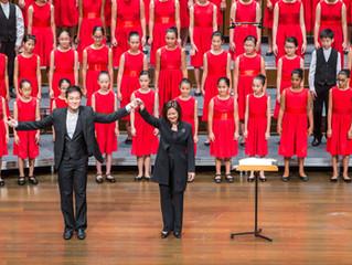 Singapore Symphony Children's Choir Concert 2015